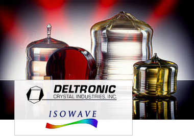 Deltronic Crystal Industries and Isowave Manufacturing